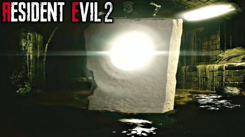 Resident Evil 2 Remake - 1-Shot Demo Trailer (Hunk Tofu Reveal)