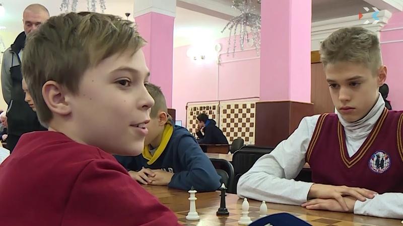 Кто станет лучшим шахматистом Севастополя?