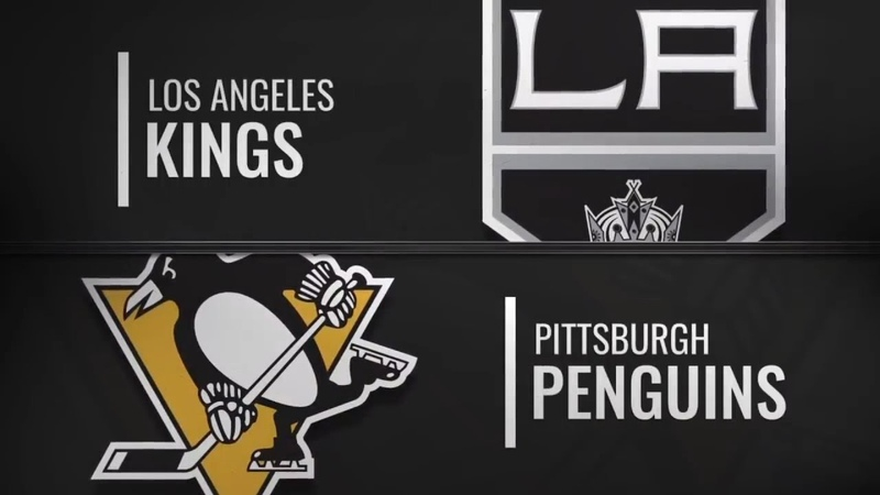 Los Angeles Kings vs Pittsburgh Penguins | Dec.14, 2018 NHL | Game Highlights | Обзор матча