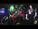 Cannibal Corpse live at Town Ballroom on March 6, 2019