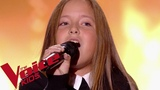 Frank Sinatra - New York New York Marie The Voice Kids France 2018 Blind Audition
