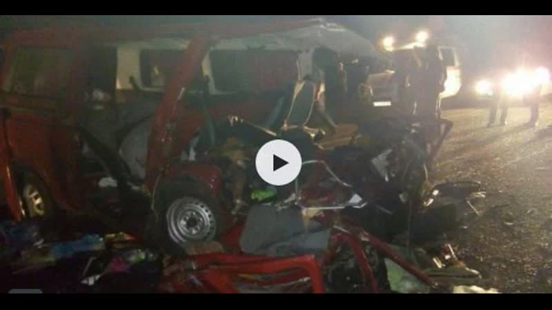 Число жертв в дорожно транспортном происшествии в Хохольском районе увеличилось до восьми