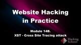 Hacking School. Взлом сайтов. Атаки XSS. Модуль_14B. XST - Межсайтовый трейсинг