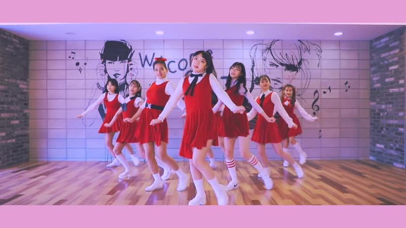 [종소리 역주행] SMJ JR ¦ 러블리즈 Lovelyz - 종소리 Twinkle 댄스 커버 DANCE COVER (Christmas Ver.)