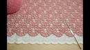 Идеальный УЗОР ДЛЯ ЮБКИ вязание крючком мастер-класс crochet pattern for skirt