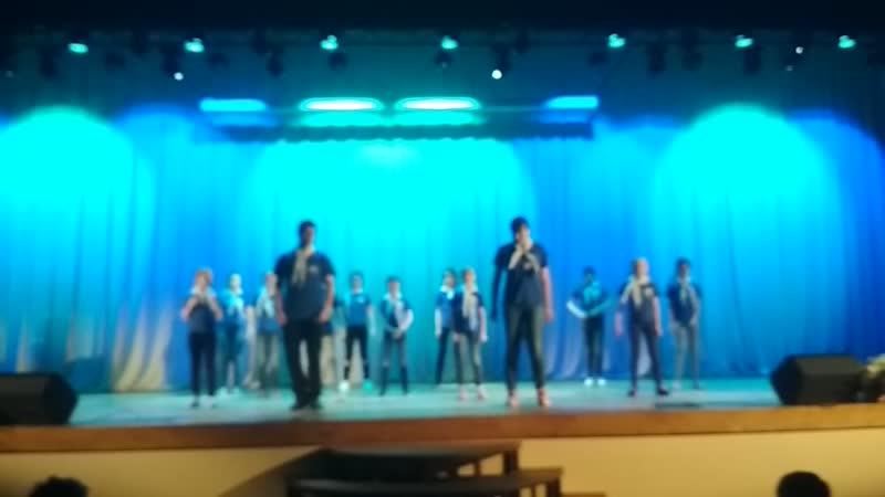 Танцы со звездами ЛШ 1 отряд