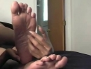 Daija And Earlene Both Tickled Each Other Feet