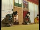 Япония сегодня Кукольный театр эпохи Эдо