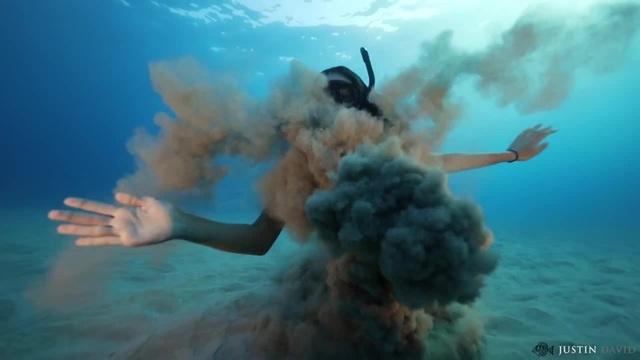 2017 Freediving Reel
