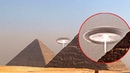 UFO Spotted Above Pyramid Real Life UFO Footage, Fox News