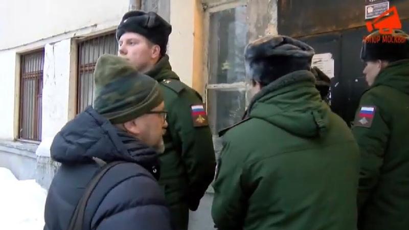 СРОЧНО⚡️Выселение работников Министерства обороны РФ. Б. Пироговская 51 LIVE 01.02.19