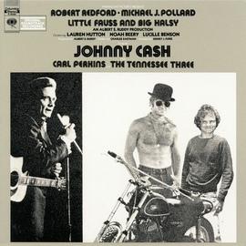 Johnny Cash альбом Little Fauss and Big Halsy (Original Soundtrack Recording)
