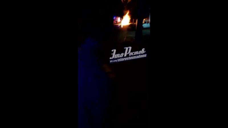 ДТП на Плиева сбили насмерть скутериста 11 09 18 Это Ростов на Дону