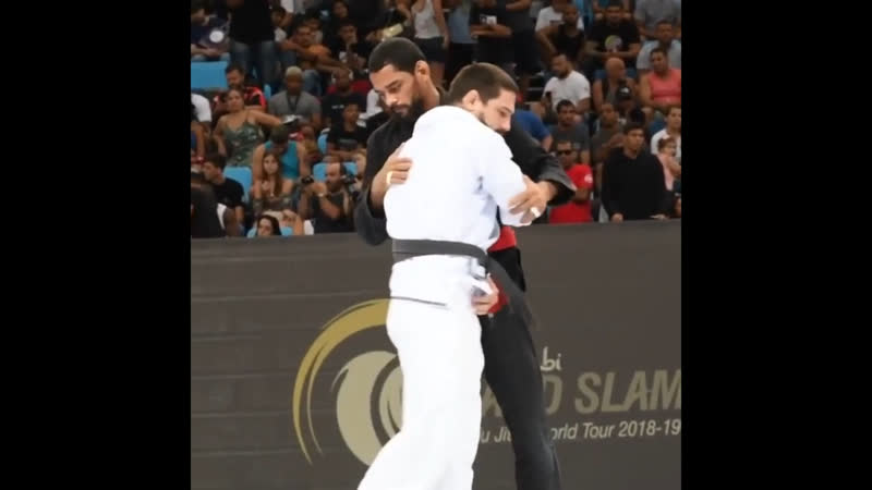 Жайме Кануто: быстрый саб. 2018 Abu Dhabi Grand Slam - Rio de Janeiro.