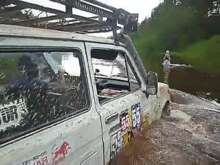 Поездка клуба ROIIEX 4x4 Утопили Ниву!