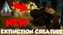 ARK Survival Evolved Extinction NEW SLOTH CREATURE