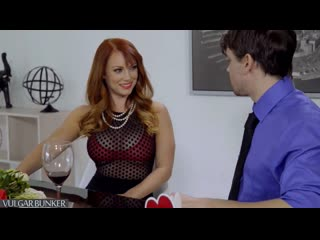 Dani jensen - [порно с рыжей мамкой, big boobs, redhead, hardcore, mom, glasses, milf, фулл, handjob, wife]