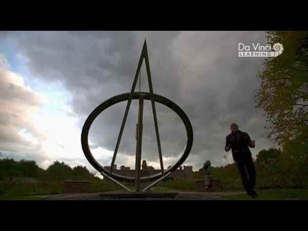 Da Vinci Сила формирующая нашу жизнь სიცოცხლის შემქნელი ძალა 2017