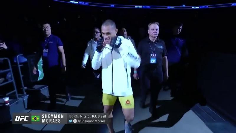 Zabit Magomegsharipov vs Shayman da Silva Moraes