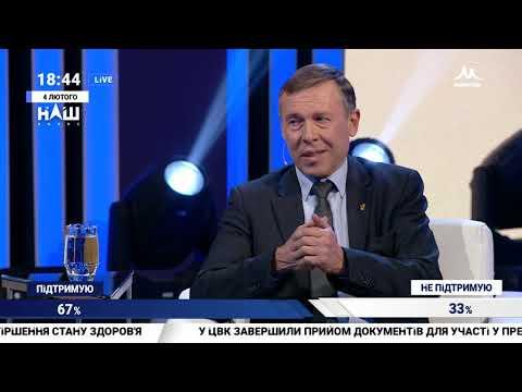 """Соболєв Судова реформа не дала жодних повноважень чесним суддям. """"Події дня"""" 04.02.19"""