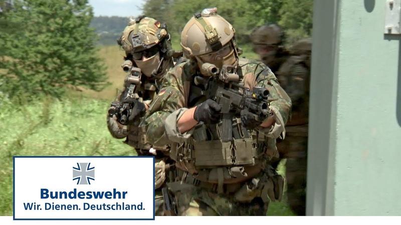 Mehr als Retten und Heilen: Der Sanitätsspezialzug des KSK - Bundeswehr
