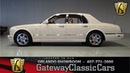 2001 Bentley Arnage Gateway Classic Cars Orlando