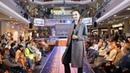 ТРЦ Фантастика познакомил покупателей с трендами сезона осень зима
