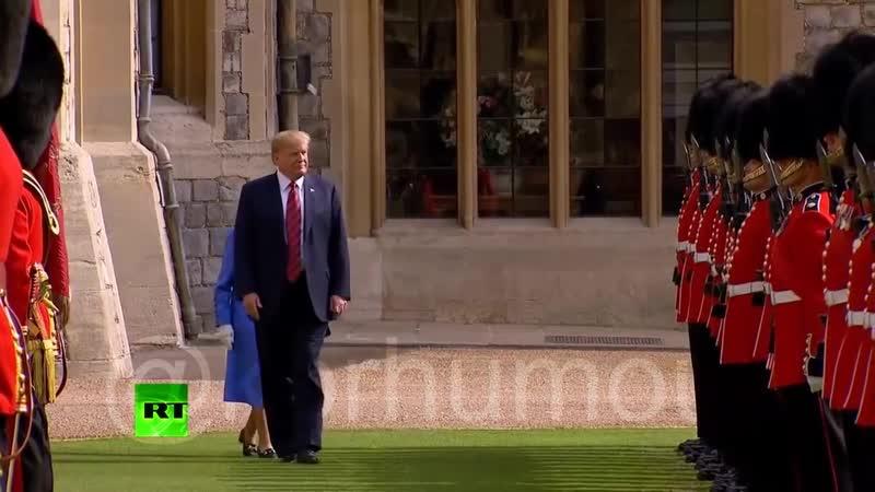 Трамп и Елизавета на черкесском в поисках пропажи