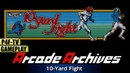 🔘 ArcadeArchives 10-YARD FIGHT | NFL old school 🕹 GAMEPLAY