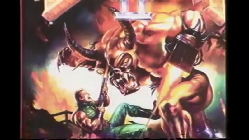 Трейлер Doom 2: Hell On Earth
