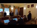 Первое выступление Чибиса в правительстве Мурманской области