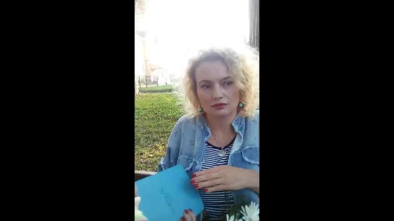 поболтаем с Ксенией Сахаровской