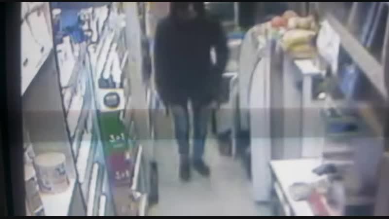 Ограбление в Аксае