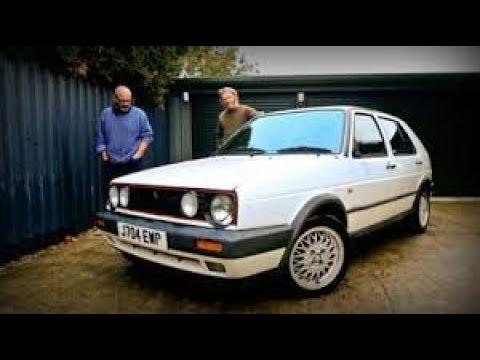 Переделка старья FLIPPING BANGERS (ТВ-шоу) 5 серия - Volkswagen Golf 2 GTI (Русский перевод)