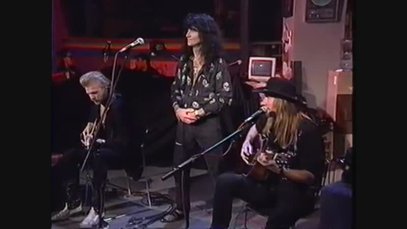 MSG - What Happens To Me (unplugged, Toronto, 1992)