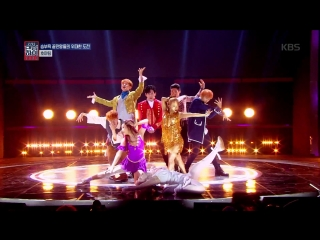 PERF | 181005 | HOYA(호야) & Healing Camp - «The greatest show&this is me» (The Greatest Showman OST) @ «Dancing High»