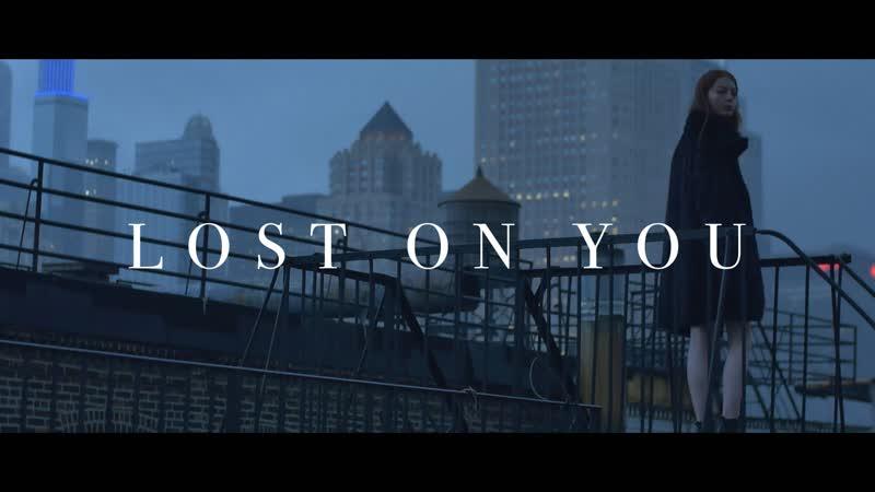 LP Lost On You cover by Antonova Viktoria