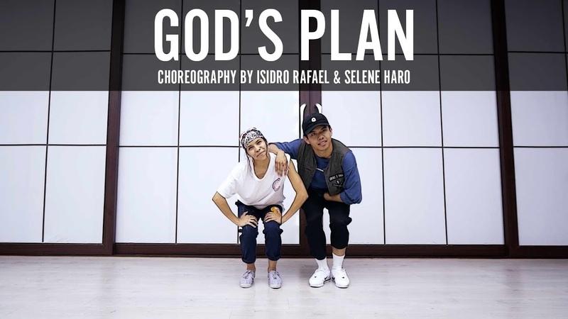 Drake God's Plan Choreography by Isidro Rafael Selene Haro