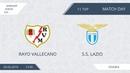 Rayo Vallecano 614 S.S. Lazio, 11 тур