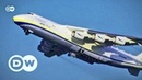 Самый большой самолет в мире Ан 225 Мрия совершил перелет в Австралию документальный фильм DW
