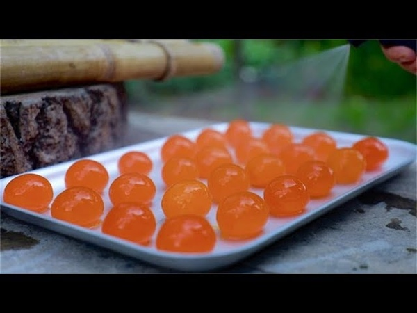 How to make Salted Duck Egg Yolk Sauce(Chinese Mayonnaise)蛋黄酱:起沙滋油,咸鲜酥软|Liziqi Channel