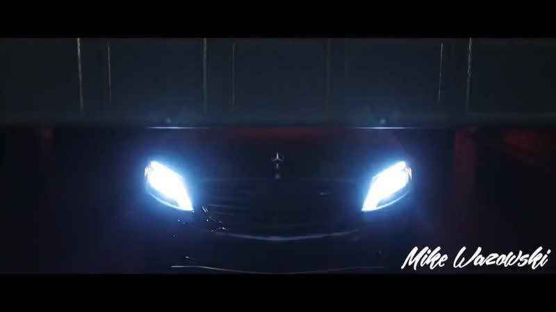 Mike Wazowski BLACK DEVIL MERCEDES BENZ S63 AMG