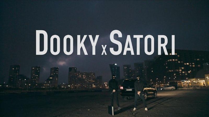 DOOKY x SATORI - Голливуд (YouTube качество 4К)