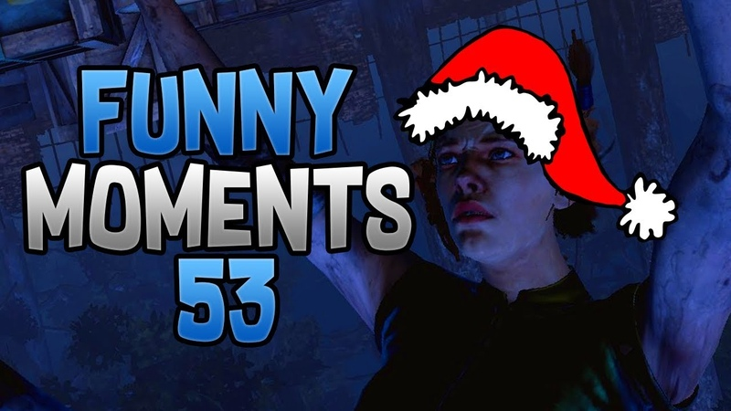 🔪 Dead by Daylight 」● Funny Moments 53 » Tithi