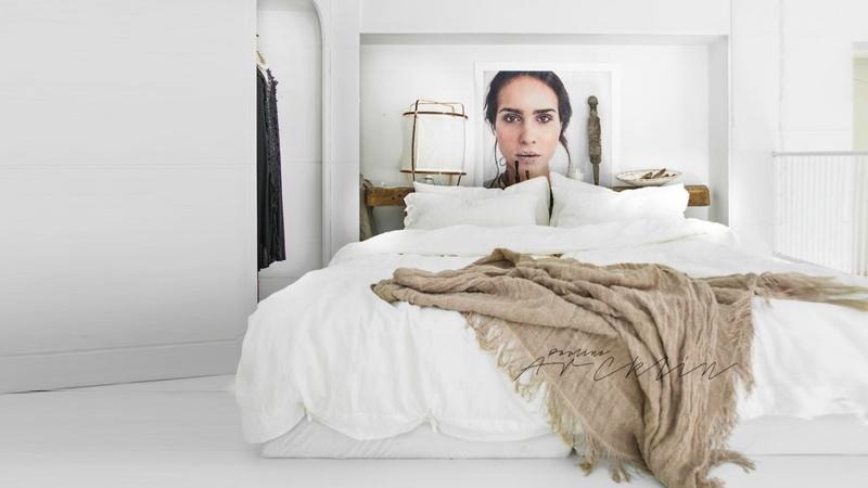 Белая Спальня и Светлый Интерьер – лучшее цветовое решение для спальни