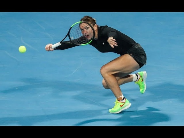 Top 10 Shots 2019 Qatar Total Open Halep Goerges Bertens and more