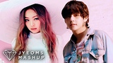 BLACKPINK &amp BTS - DDU-DU DDU-DU X FAKE LOVE (MASHUP)
