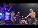 Daichi Hashimoto Hideyoshi Kamitani vs Penta El Zero M Rey Fenix wXw World Tag Team League 2018 Day 1