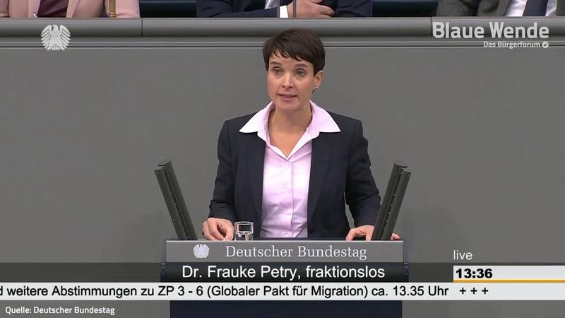 2018 11 29 Koalitionsantrag zum Globalen Migrationspakt