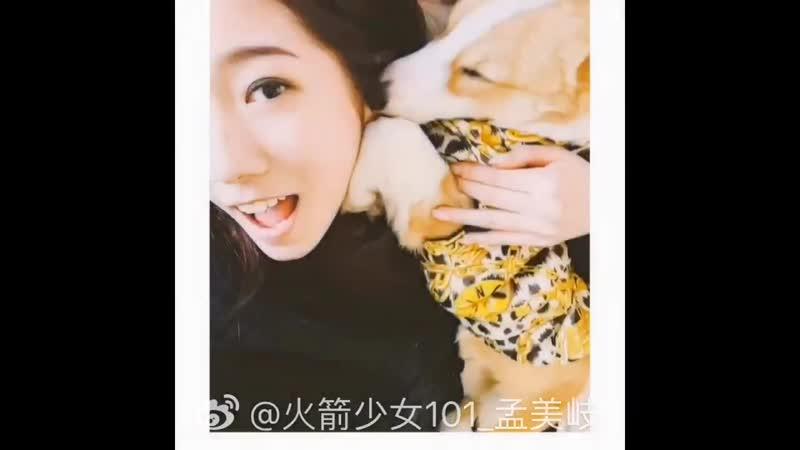 [SNS] 181128 Personal Weibo update @ Meiqi